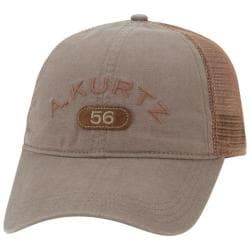 Men's A Kurtz Arc Trucker Hat Military