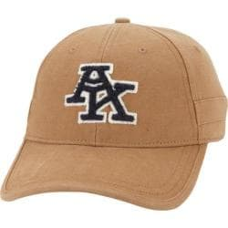 Men's A Kurtz Varsity Baseball Cap Brown