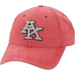 Men's A Kurtz Varsity Baseball Cap Dark Red