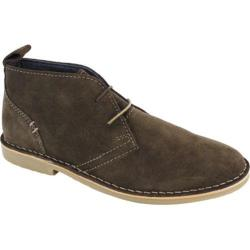 Men's Crevo Showboat Chukka Brown Suede