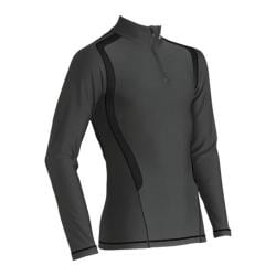 Men's CW-X Insulator Web Top A Black
