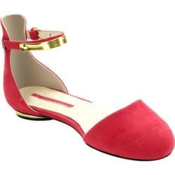 Women's Da Viccino Swoon-4 Ankle Strap Coral