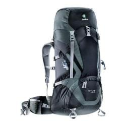 Deuter ACT Lite 40 + 10 Travel Backpack Black/Granite