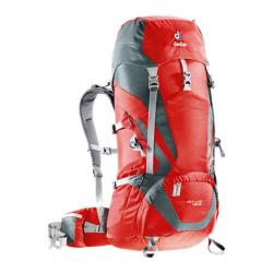 Deuter ACT Lite 40 + 10 Travel Backpack Fire/Granite