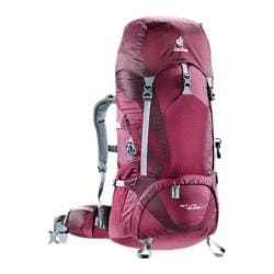 Deuter ACT Lite 45 + 10 SL Travel Backpack Blackberry/Aubergine