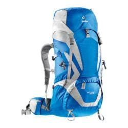 Deuter ACT Lite 50 + 10 Travel Backpack Ocean/Silver
