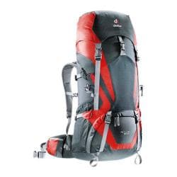 Deuter ACT Lite 65 + 10 Travel Backpack Granite/Fire