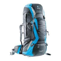 Deuter Futura Vario 55 + 10 SL Travel Backpack Granite/Turquoise/Silver
