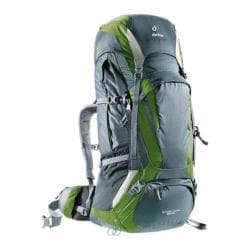 Deuter Futura Vario 60 + 10 Travel Backpack Granite/Pine/Silver
