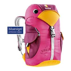 Children's Deuter Kikki Magenta/Blackberry