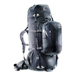 Deuter Quantum 70 + 10 Travel Backpack Black/Silver