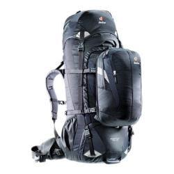 Deuter Quantum 70 + 10 Travel Backpack Black/Silver