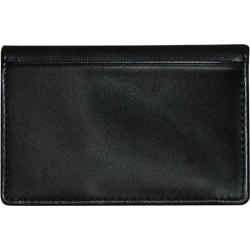 Men's Dopp Regatta Deluxe Card Case Black
