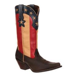 "Women's Durango Boot DRD0060 12"" Stars and Stripes Crush 750726"