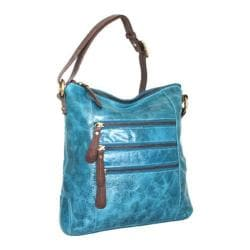 Women's Galaxy Handbags Cross Body Connie Denim