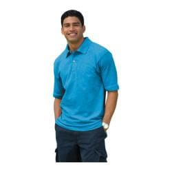 Men's Inner Harbor Mainsail Mesh/Pique Bimini Blue