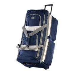 Olympia 33in 8 Pocket Rolling Duffel Navy