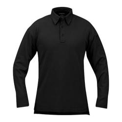 Propper ICE Performance Polo Long Sleeve Black