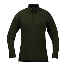 Propper ICE Performance Polo Long Sleeve Dark Green