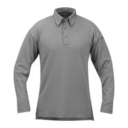 Propper ICE Performance Polo Long Sleeve Grey