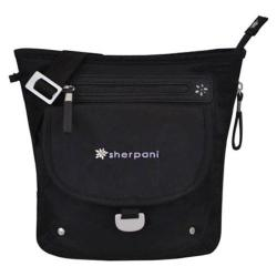 Women's Sherpani Sadie Medium Cross Body Bag Black