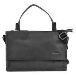 Women's Sherpani Talia Horizontal Cross Body Black