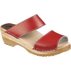 Women's Troentorp Bastad Clogs Karin Red