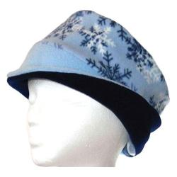 Women's Turtle Gloves Convertible Hat Winter Blues
