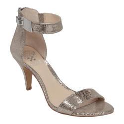 Women's Vince Camuto Magner Sandal Metallic Taupe Metallic Squid
