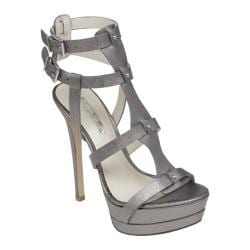 Women's BCBGeneration Veronika Gladiator Sandal Silver Dust Leather