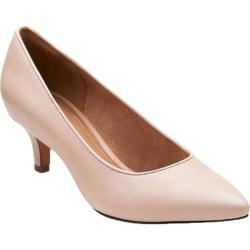 Women's Clarks Sage Copper Nude Leather