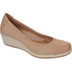 Women's Naturalizer Banner Gingersnap Nubuck Leather/Mirage PU