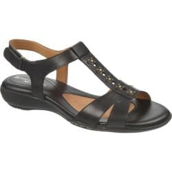 Women's Naturalizer Capricorn Black Hispacho Leather