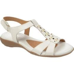 Women's Naturalizer Capricorn White Hispacho Leather