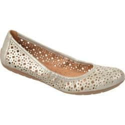 Women's Naturalizer Undone Silver Metallic PU