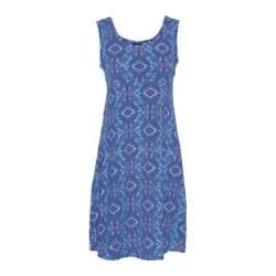 Women's Ojai Clothing Retro Shift Dress Sail Blue