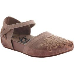 Women's OTBT Kalamazoo Quarter Strap Taupe Grey Leather