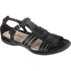 Women's Skechers Relaxed Fit Silver Dollar Sandal Black