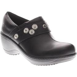 Women's Spring Step Florenca Black Leather