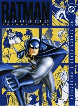 Batman: The Animated Series Vol. 2 (DVD) 1010642