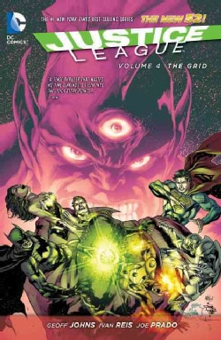 Justice League 4: The Grid (Paperback) 12687031