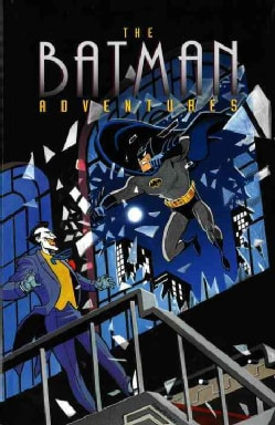 The Batman Adventures 1 (Paperback) 12687170