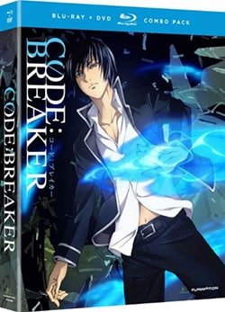 Code: Breaker: Complete Series (Blu-ray Disc) 12687433