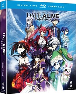 Date a Live: Complete Series (Blu-ray Disc) 12687436