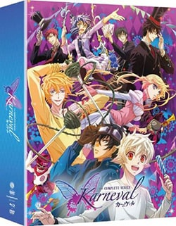 Karneval: Complete Series (Limited Edition) (Blu-ray Disc) 12687442