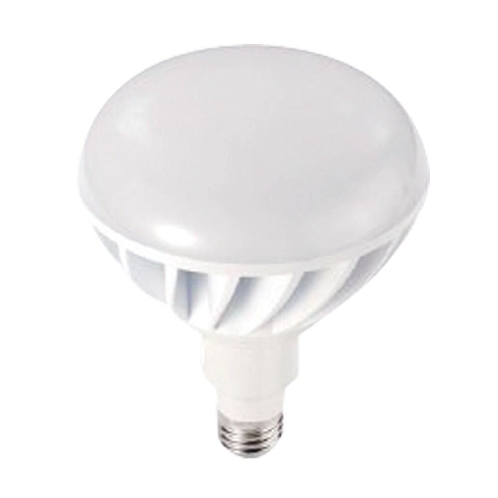 LED 15-watt 120-volt BR40 Medium Base Light Bulb