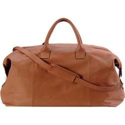Royce Leather Euro Traveler Petite 696-3 Tan Leather