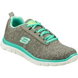 Women's Skechers Flex Appeal Next Generation Gray/Multi