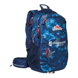 High Sierra U.S. Freeskiing Team Backpack Star Gaze/True Navy
