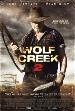 Wolf Creek 2 (Blu-ray/DVD) 12766898